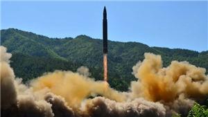 Trang mạng 38 North công bố ảnh vệ tinh: Triều Tiên phá hủy bệ phóng thử tên lửa