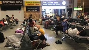 Làm gì khi chuyến bay bị delay?