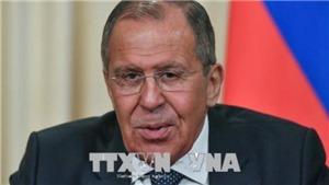 Nga khẳng định bác bỏ đề xuất trở lại G7