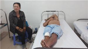 Xe tải chở hải sản tông vào nhà dân làm 4 người thương vong ở Ninh Thuận