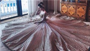 Á hậu Huyền My đẹp lộng lẫy như 'công chúa'