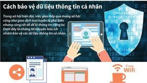 Cách bảo vệ dữ liệu thông tin cá nhân trên mạng xã hội