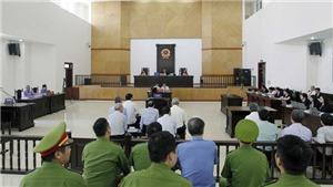 Xét xử phúc thẩm vụ PVN góp 800 tỷ vào OceanBank: Bị cáo Đinh La Thăng nói lời sau cùng