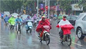 Ngày thi thứ 2 thi THPT Quốc gia 2018: Bắc Bộ mưa diện rộng, nguy cơ lũ quét, Trung Bộ và Nam Bộ ngày nắng