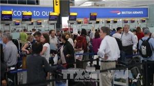 Nước Anh tranh cãi kịch liệt về dự án mở rộng sân bay Heathrow lớn nhất châu Âu