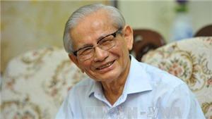 Thành kính, xúc động lễ viếng Giáo sư sử học Phan Huy Lê