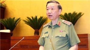 Bộ trưởng Bộ Công an Tô Lâm: Xử lý tên 'trùm' cầm đầu để chặt đứt đường dây ma túy