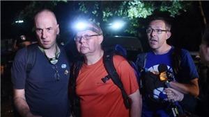Người tìm ra hang Sơn Đoòng sang Thái Lan giúp cứu hộ đội bóng thiếu niên