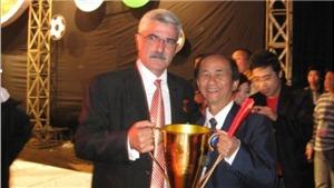 PGS-TS, nhạc sĩ Lân Cường: Ca khúc về bóng đá 10 năm 'giấu' trong ngăn kéo