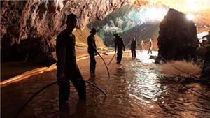 Giải cứu đội bóng thiếu niên Thái Lan: Dự kiến giải cứu toàn bộ những người còn lại trong hang