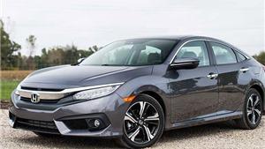 Top 10 ôtô bán chạy nhất tháng 6 tại Việt Nam
