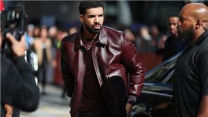 Drake - kỷ lục cùng lúc nhiều 'hit' nhất Billboard