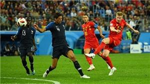 Nhật ký WORLD CUP bằng thơ: Bỉ dù có Thiery  Henry làm 'tay trong' vẫn phải nhận quả đắng
