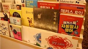 Hội sách bản quyền Hàn Quốc tại TP.HCM