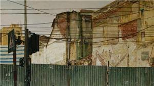 Sách tranh 'Lặng phố': Một 'Bùi Xuân Phái' giữa phố cổ Hà Nội thời nay