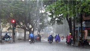Thời tiết ngày 25/9: Bắc Bộ mưa rào và dông, vùng núi đề phòng lũ quét, sạt lở đất