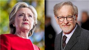 Hillary Clinton và Steven Spielberg hợp tác làm phim