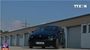 Thử nghiệm thành công ô tô vừa chạy vừa tự sạc điện