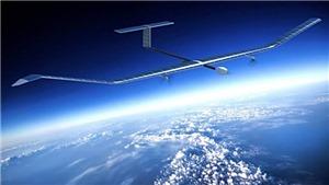 Máy bay chạy bằng năng lượng Mặt Trời của Airbus lập kỷ lục bay dài nhất trong lịch sử