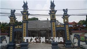 Hà Nội tìm cách cứu đình 300 tuổi bị phá đi xây mới
