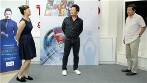 Bằng Kiều cùng bạn thân Vân Dung, Quang Thắng tập hài kịch trước liveshow