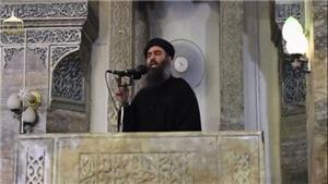 IS công bố băng ghi âm của 'kẻ truy nã gắt gao nhất hành tinh' thủ lĩnh al-Baghdadi