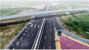 Cao tốc Hạ Long-Hải Phòng thông xe vào ngày 1/9