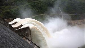 Nghệ An bác bỏ thông tin hồ thủy điện Bản Vẽ bị nứt, vỡ