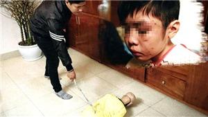 Vụ bé trai 10 tuổi bị bạo hành: Bố đẻ và 'dì ghẻ' lĩnh án tù