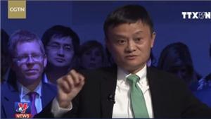 VIDEO: Tỷ phú Jack Ma tuyên bố rời khỏi Alibaba