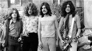 50 năm ban nhạc Led Zeppelin: Những huyền thoại đã làm nên lịch sử rock