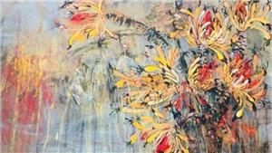 Triển lãm 'Chuối rừng' trên giấy dó