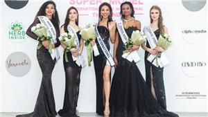 Dương Nguyễn Khả Trang chiến thắng cuộc thi Siêu mẫu Quốc tế 2018