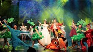 Trình diễn 'Giấc mơ Nàng Tiên Cá' mùa trung thu