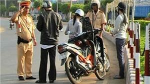 Chuyện trừ điểm trực tiếp trên giấy phép lái xe đối với người vi phạm