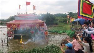 Bảo tồn và phát huy di sản văn hóa phi vật thể quốc gia múa rối nước