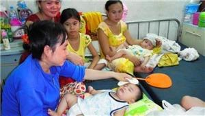 Hà Nội chủ động phòng chống bệnh tay chân miệng