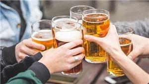 Đừng nghĩ uống một ít rượu là có lợi cho sức khỏe!