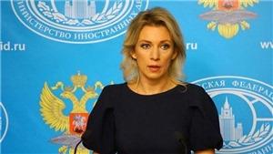 Nga: Những cáo buộc về tấn công mạng là chiến dịch toàn diện của phương Tây