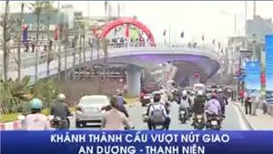 Hà Nội khánh thành cầu vượt nút giao An Dương - Thanh Niên