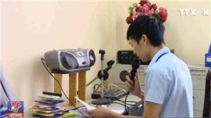 Hà Nội giảm hệ thống loa truyền thanh tại các phường
