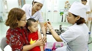Hà Nội tập trung ngăn chặn bùng phát bệnh sởi và tay chân miệng