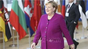 Thủ tướng Đức Angela Merkel: 'Kế hoạch từ chức sẽ không ảnh hưởng đến vị thế quốc tế'