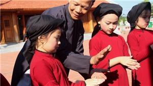 Phú Thọ tăng cường giáo dục di sản gắn với Hát Xoan và Tín ngưỡng thờ cúng Hùng Vương