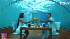VIDEO: Trải nghiệm khách sạn dưới biển đầu tiên trên thế giới