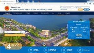 Trung tâm Phục vụ hành chính công Phú Thọ phục vụ tốt người dân, doang nghiệp với ứng dụng CNTT
