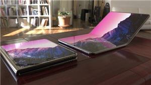 Điện thoại có màn hình cỡ như máy tính bảng thể gập mở