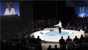 Đức cảnh báo 'chủ nghĩa dân tộc' đề cao chủ nghĩa đa phương tại Diễn đàn Hòa bình Paris