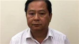 Khởi tố nguyên Phó Chủ tịch UBND TP HCM Nguyễn Hữu Tín