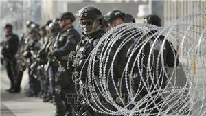Sứ mệnh của quân đội Mỹ tại biên giới với Mexico sẽ được kéo dài